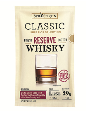 Classic Finest Reserve Scotch Whiskey