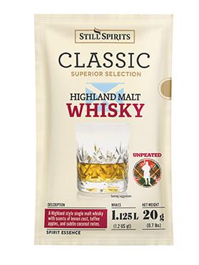 Classic Highland Malt Whisky