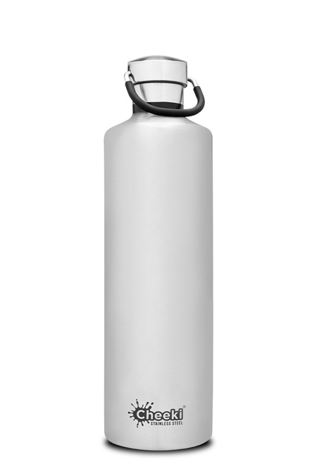 Classic Insulated 1ltr - Silver