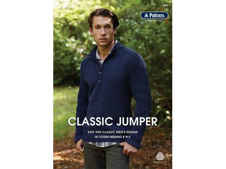 Classic Jumper Pattern