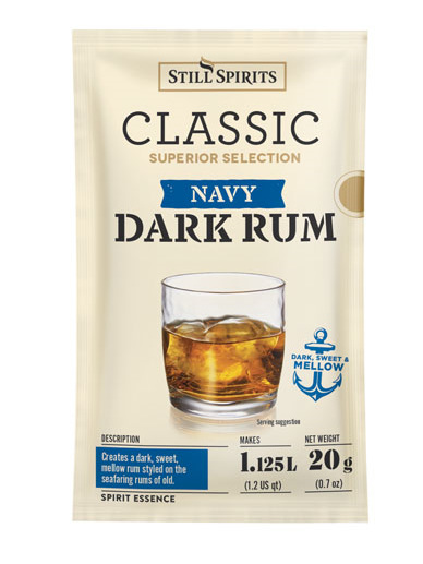 Classic Navy Dark Rum