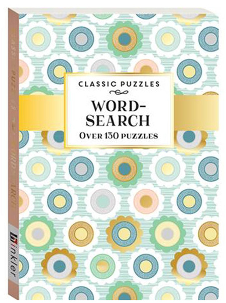Classic Puzzles Word Search 2