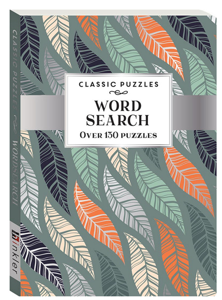 Classic Puzzles: Word Search 5