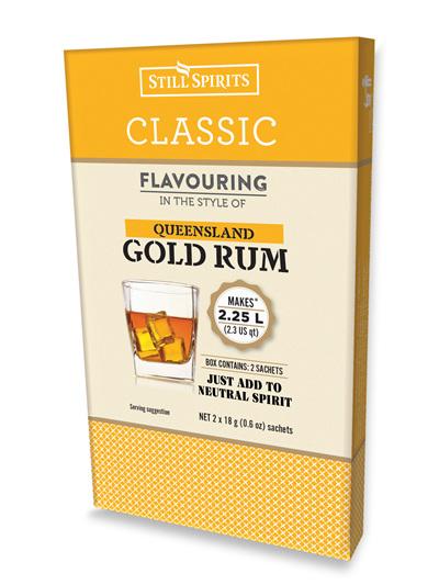 Classic Queensland Gold Rum
