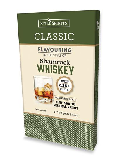 Classic Shamrock Whiskey