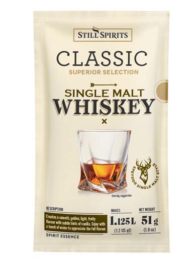 Classic Single Malt Whiskey