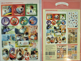 Classic Story Stickers: Alice in Wonderland