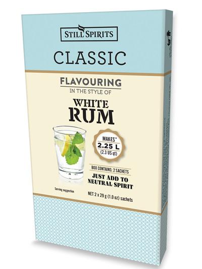Classic White Rum