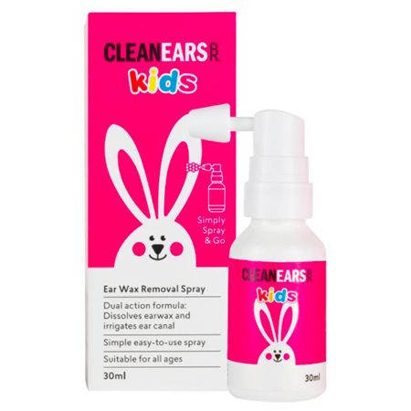 CLEAN EARS KIDS 30ML