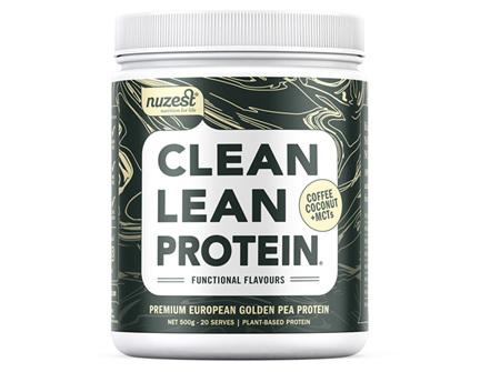 Clean Lean Protein Coff. Coco. 500g