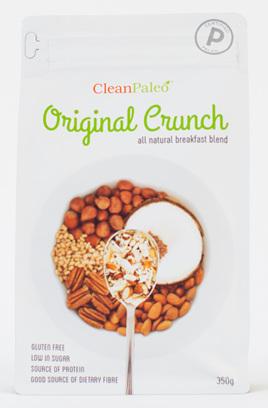 Clean Paleo Original Crunch Cereal 350gm