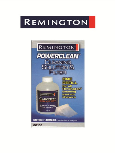 Cleaning Solution & Filter - PowerClean
