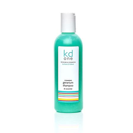 Cleansing Geranium Shampoo - Normal