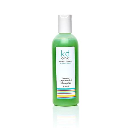 Cleansing Peppermint Shampoo - for Dandruff