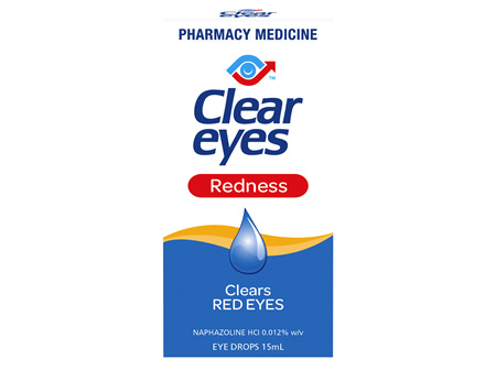 Clear Eyes 15 ml
