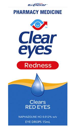 Clear Eyes 15 ml