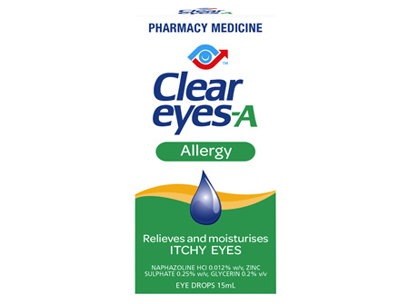 Clear Eyes A 15 ml