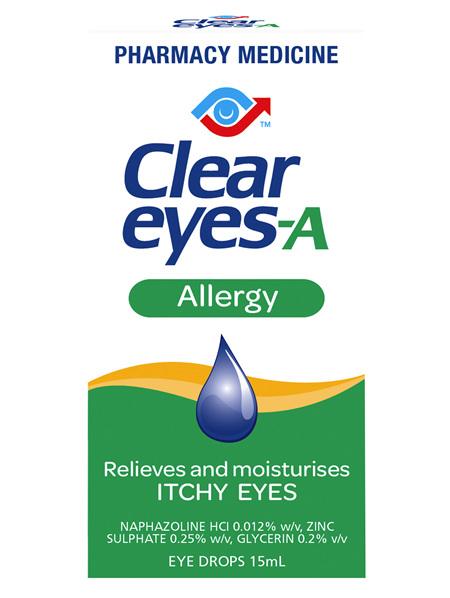Clear Eyes A 15 ml
