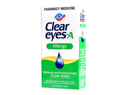 Clear Eyes -A - Allergy - 15ml