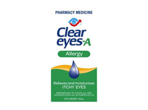 CLEAR EYES-A Allergy 15ml