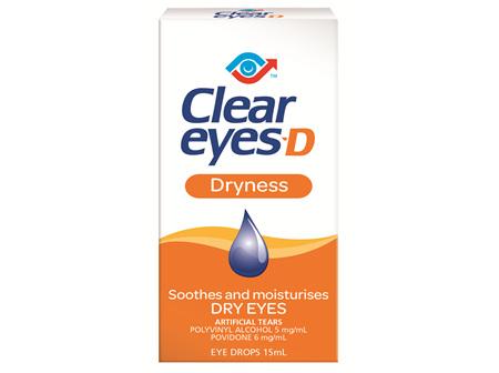 Clear Eyes D 15mL