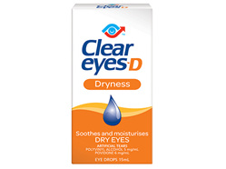 CLEAR EYES-D 15ml