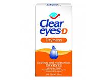 Clear Eyes -D -Dryness -15ml