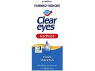 Clear Eyes Eye Drops 15ml