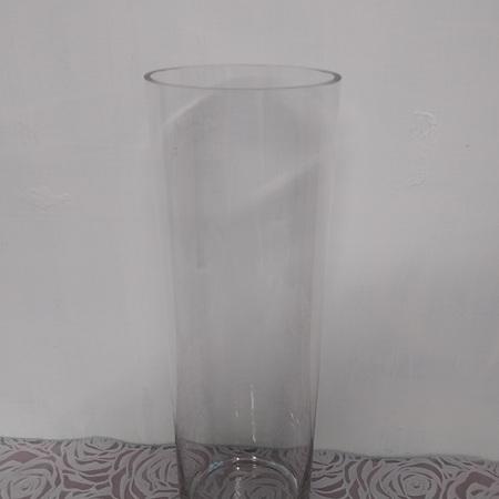 Clear Glass Cylinder 50cm G3098