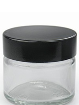 Clear Glass Jar - 15gm