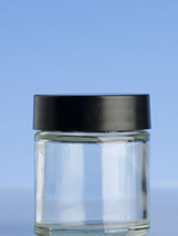 Clear Glass Jar - 30gm