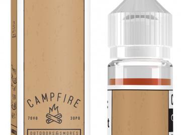 *CLEARANCE* Charlie's  Chalk Dust - Campfire - 60ml - e-Liquid