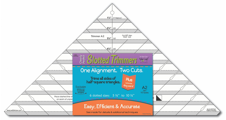 Clearly Perfect Slotted Trimmers - Large Trimmer B2
