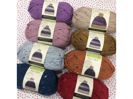 Cleckheaton Country Natural DK/8PLY