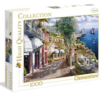 Clementoni 1000 Piece Jigsaw Puzzle: Capri