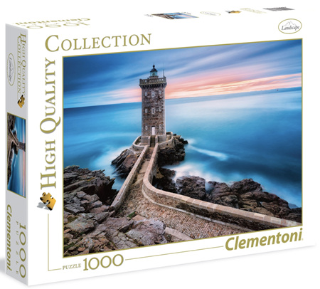 Clementoni 1000 Piece Jigsaw Puzzle: The Lighthouse
