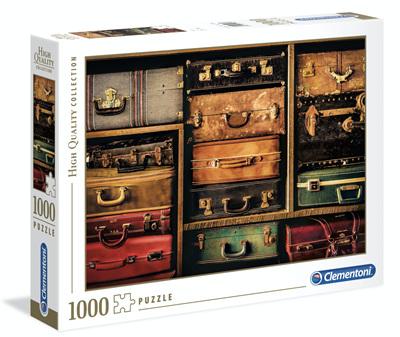 Clementoni 1000 Piece Jigsaw Puzzle: Travel