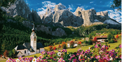 Clementoni 13200 Piece Jigsaw Puzzle: Dolomites Italy