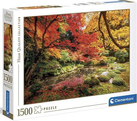 Clementoni 1500 Piece Jigsaw Puzzle: Autumn Park