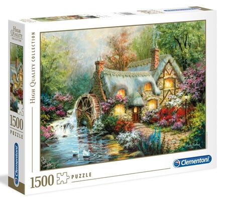 Clementoni 1500 Piece  Jigsaw Puzzle - Country Retreat