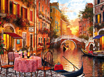 Clementoni 1500 Piece Jigsaw Puzzle Venice Italy buy at www.puzzlesnz.co.nz