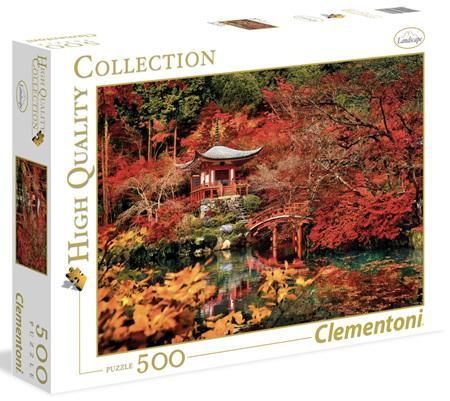 Clementoni 500 Piece Jigsaw Puzzle:  Orient Dream