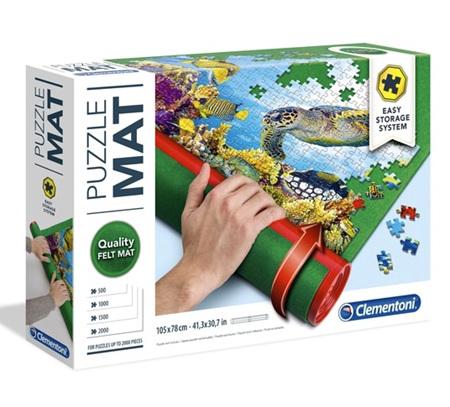 Clementoni  Jigsaw Puzzle Roll Mat