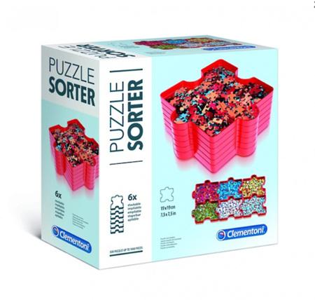 Clementoni Puzzle Sorter