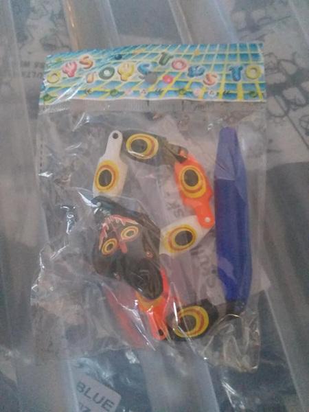 Clicky Snake Toy