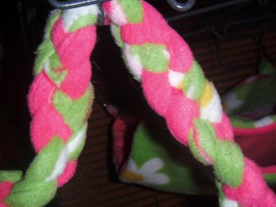 Climbing Ropes/Perches