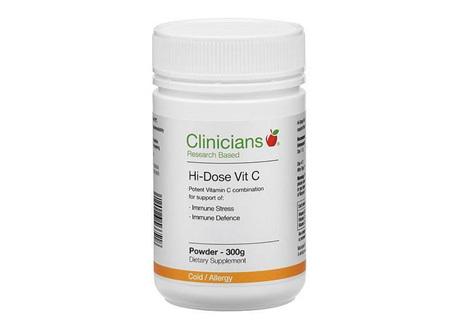 CLINIC. Hi-Dose Vit C ST 300g