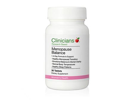 CLINIC. Menopause Balance 30tabs