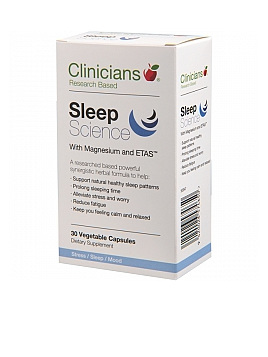 CLINIC. Sleep Science 30caps