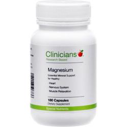 CLINIC. Magnesium 180caps